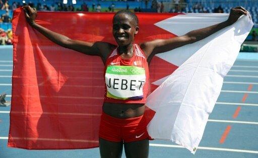 Olympiasiegerin Ruth Jebet droht eine Dopingsperre
