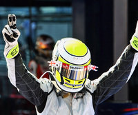 Jenson Button ist neuer Formel-1-Weltmeister