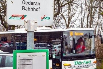 Der Bürgermeister vermisst ein dichtes Busnetz mit sinnvollen Verbindungen in die Region.