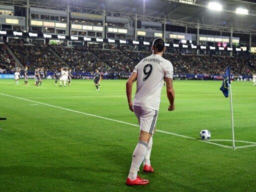 Zlatan Ibrahimovic steht im All-Star-Team der MLS