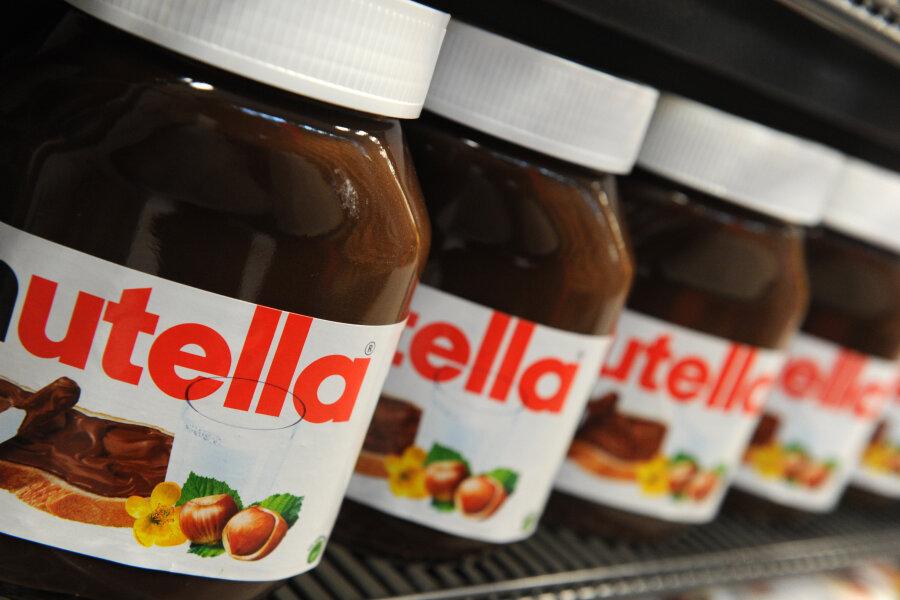 Pariser Wettbewerbshüter prüfen nach Tumulten Rabattaktion von Nutella