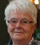 Helga Fiedler - Sängerin imBlema-Chor
