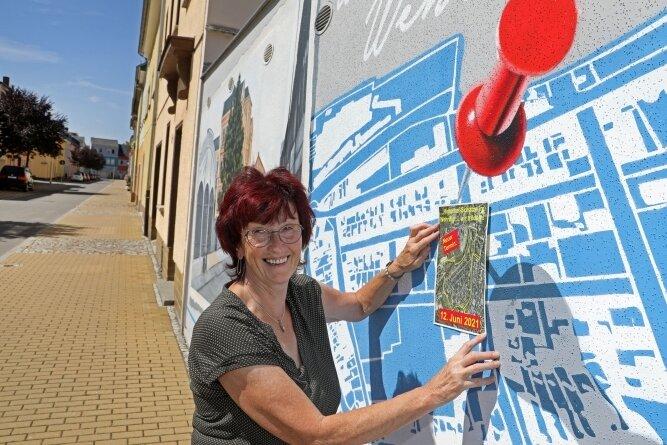 Eine Trödel-Aktion von Bürgern für Bürger: Dieses Projekt bereitet Stadtteilmanagerin Sabine Resche mit vielen Partnern vor.