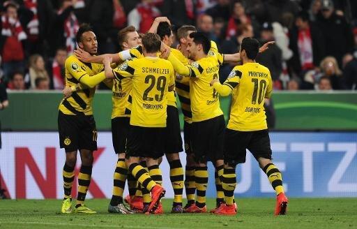 Der BVB steht im DFB-Pokal-Finale