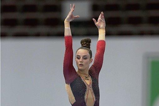 Pauline Schäfer gehört nach 2016 das zweite Mal zum Olympiateam.