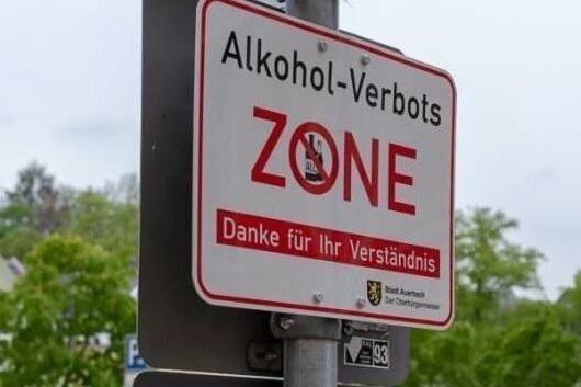 Plauen bleibt bei Alkoholverbot