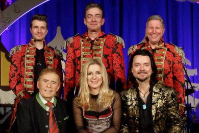 """Am 14. Dezember lädt Stefanie Hertel im Rahmen der Chursächsischen Winterträume zu einer """"Märchenhaften Weihnacht"""" in das König Albert Theater Bad Elster ein."""