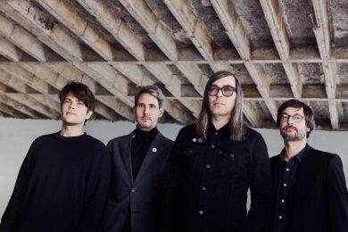 Die Rockband Tocotronic eröffnet den Kultursommer.