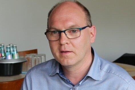 Bürgermeister Wolfgang Triebert im Interview.