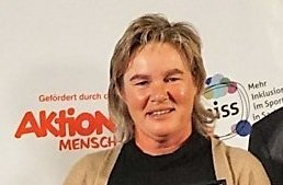 Ines Maier - Vorsitzende des Vereins Radkultur-Zentrum Vogtland.