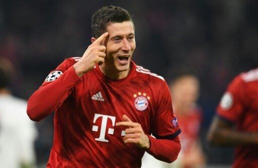 Lewandowski glaubt an siebten Titel von Bayern München