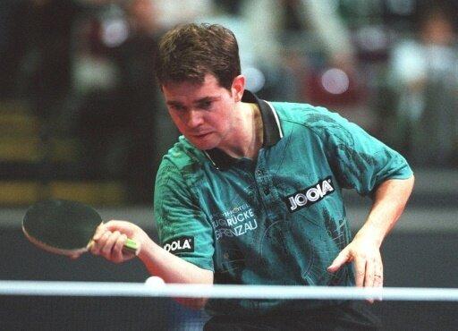 Steffen Fetzner holte 1989 WM-Gold im Doppel