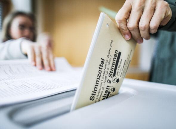 Am Sonntag haben die Hessen ihre Stimmen für die Landtagswahl abgegeben.