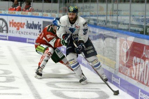 Vertrag verlängert: Sullivan bleibt bei ERC Ingolstadt