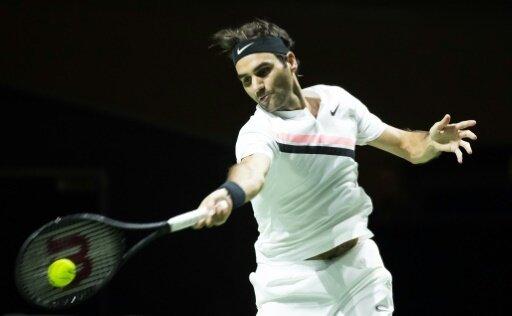 Federer siegt im Achtelfinale von Rotterdam
