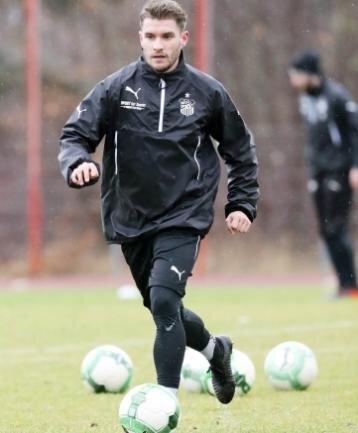 Daniel Gremsl verlässt den FSV Zwickau.