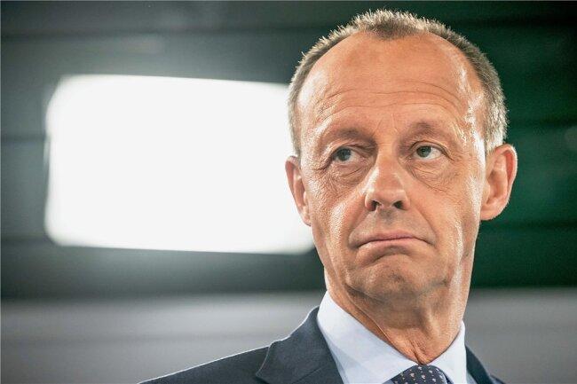 Friedrich Merz - CDU-Wirtschaftsexperte