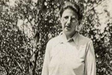 Werners Mutter, Helene Lachmann, ermordet in Belzyce (heute Polen).