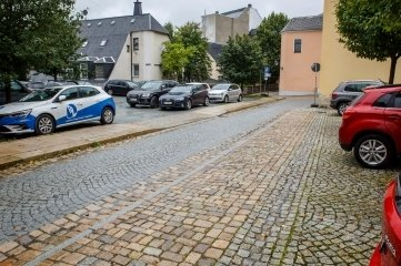 Der Parkplatz an der Unteren Badergasse soll auf Dauer als solcher genutzt werden.