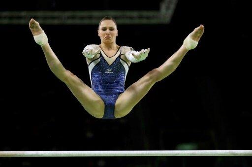 Die Olympiadritte Sophie Scheder verpasst die Turn-EM