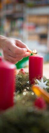 Manches bleibt auch in diesem Advent, doch persönliche Kontakte werden weniger.