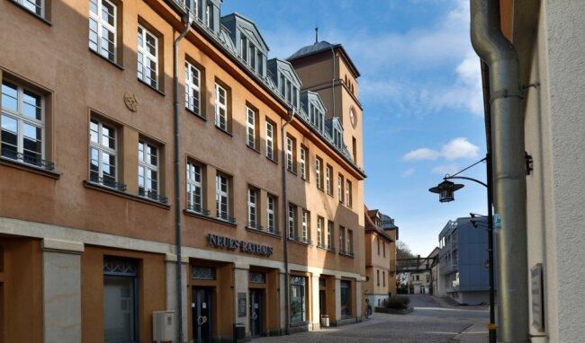 Im Lichtensteiner Neuen Rathaus wurde am Montagabend über den Haushalt 2021/22 gestritten.