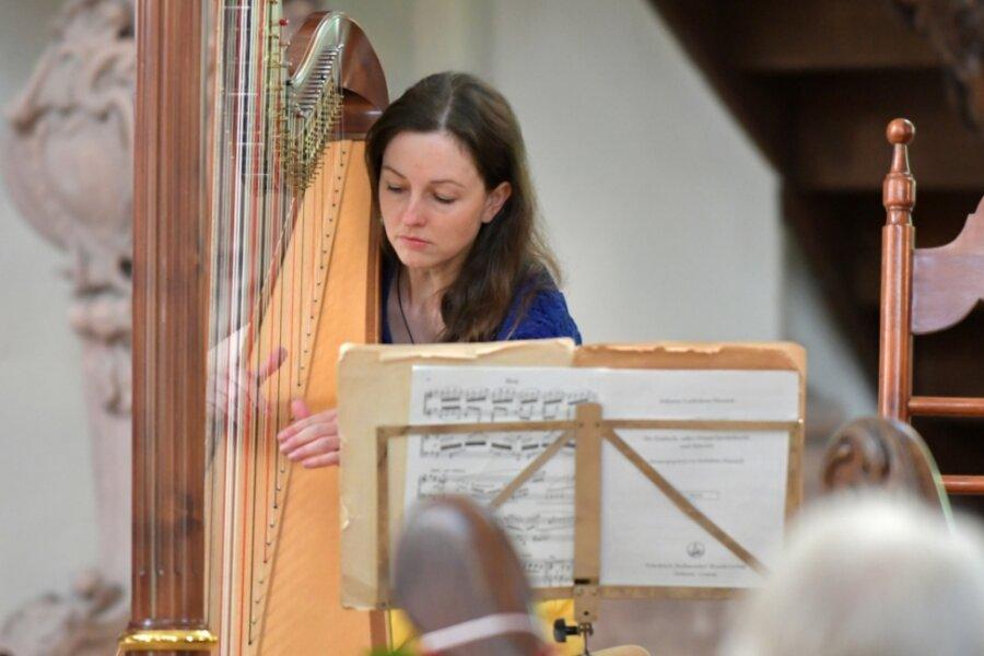 Duo offeriert eine Premiere im Augustusburger Musiksommer