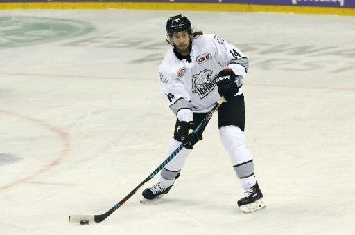 Ice Tigers verlängern den Vertrag mit Tom Gilbert