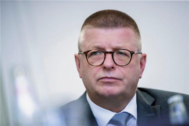 Thomas Haldenwang - Verfassungsschutzpräsident