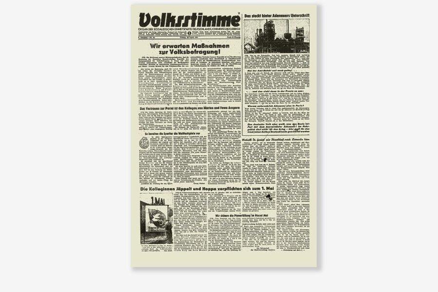 1951: Montanunion im Westen