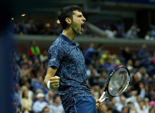 Novak Djokovic gewinnt die US Open