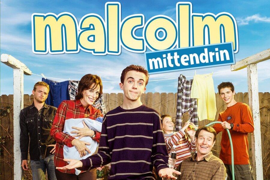 Malcolm mittendrin - Staffel 4-7