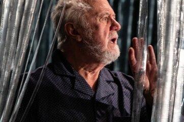 Peter Prautsch in der Rolle des dementen André.