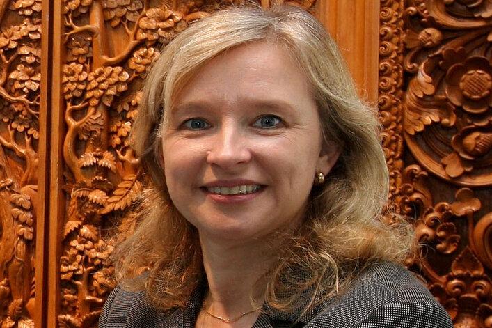 Kathrin Hillig - Beurlaubte Geschäftsführerin des Daetz-Centrums Lichtenstein