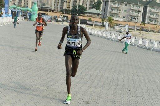 Kiptum stellte in Valencia einen neuen Weltrekord auf