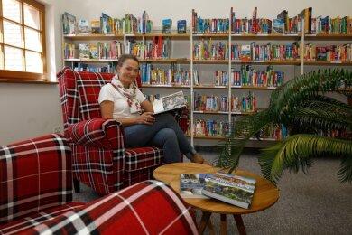 Die Stadt- und Kreisbibliothek Glauchau bietet wieder ein vielfältiges Leseprogramm für Erwachsene und Kinder an.