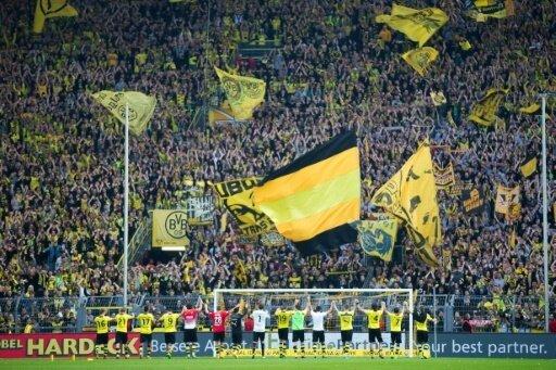 Kein deutscher Verein erhält mehr Zustimmung als der BVB