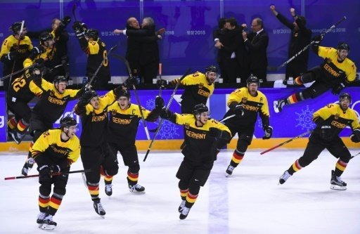 Deutschland geht als Außenseiter ins Olympia-Halbfinale