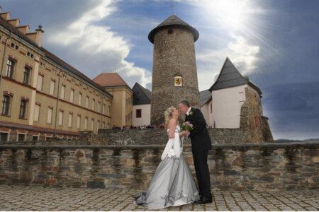 Fürstlich Heiraten auf Schloß Voigtsberg