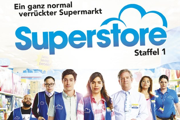 Superstore - Staffel 1 - Ein ganz normal verrückter Supermarkt