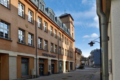 Im Lichtensteiner Rathaus gibt es plötzlich ganz neue Töne: Der Bürgermeister will einen Kredit aufnehmen.