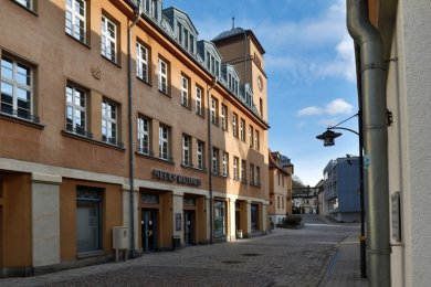 Das Lichtensteiner Rathaus