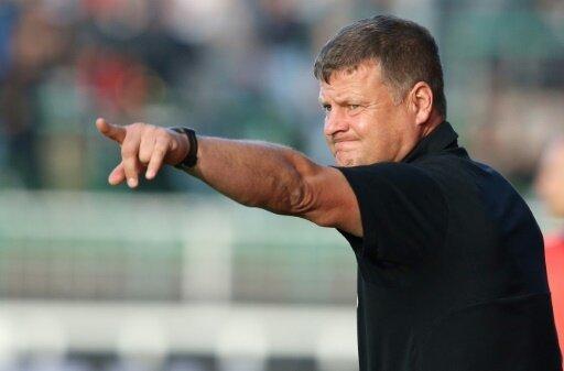 Matthias Maucksch muss bei den Sportfreunden Lotte gehen