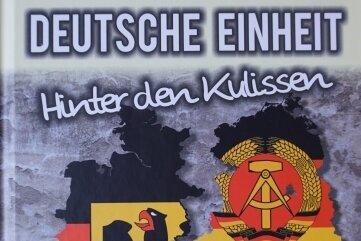 Cover für das neue Buch zur Deutschen Einheit.