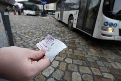 Viele Tickets im Verkehrsverbund Mittelsachsen sollen ab August 2020 teurer werden. Noch aber steht der Beschluss aus.