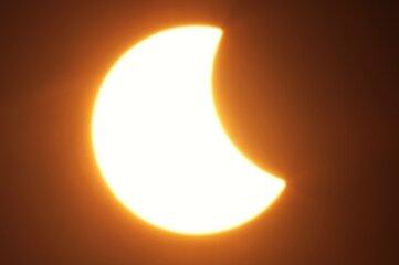 Etwa zehn Prozent der Sonne werden am Donnerstag im Vogtland bedeckt sein.
