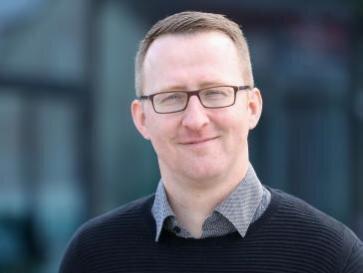 Norman Volger, Vorsitzender von Bündnis 90/Die Grünen Sachsen