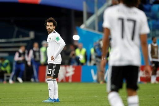 Mit einem Tor, aber ohne Sieg verabschiedet sich Salah