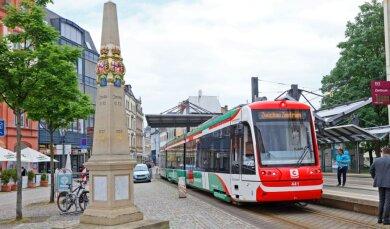 Neue Technik sorgt für mehr Schienenverkehr im Zwicker Zentrum.