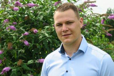 SPD-Kandidat Carlos Kasper will für den Wahlkreis 163 in den Bundestag einziehen.